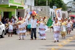 """Festejos de la """"Cruz Parlante"""""""
