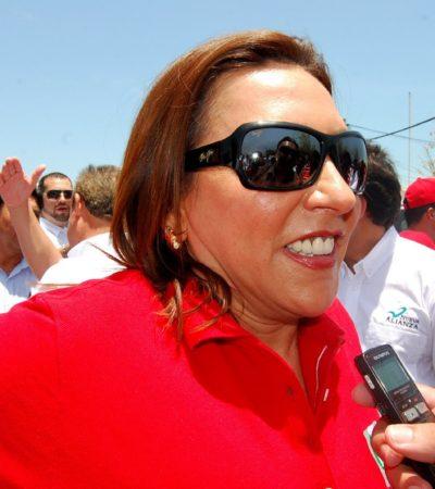 Manda Gobernador a la 'congeladora política' a Cora Amalia Castilla: la nombra 'asesora'