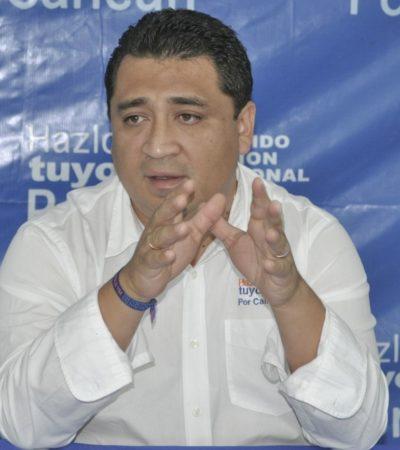 Aterrizan escándalo Monex en QR: acusa PAN que el PRI repartió más de 10 mdp en tarjetas