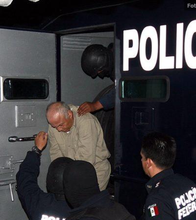Sale del hospital el pederasta Succar Kuri y vuelve a la cárcel