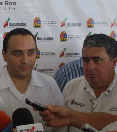 Reincorporan a Mendicuti, el coordinador de la campaña de Peña Nieto en QR, al gabinete de Borge