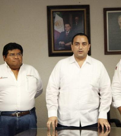 Sale Mario Castro de Sintra; ¿reacomodo por malos resultados del PRI en Cancún o 'castigo' por futurismo electoral?
