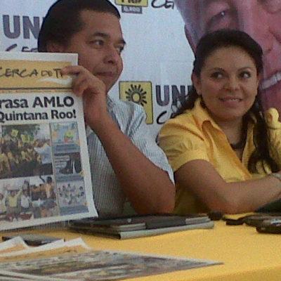 """Advierte PRD """"traición"""" de magistrados por imposición de Peña Nieto y denuncia acoso contra #YoSoy132 en QR"""