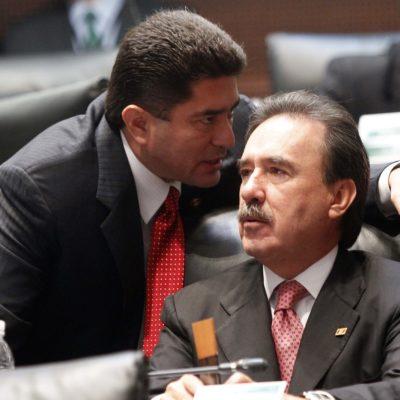 "Félix González, el ex Gobernador que quintuplicó la deuda de QR ya es Senador y se declara ""soldado"" de Borge"
