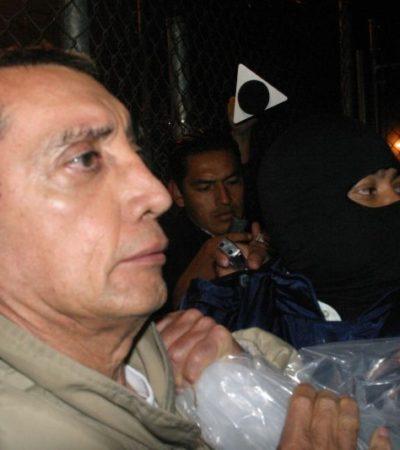 Espera Mario Villanueva sentencia definitiva en mayo; habla ex Gobernador con diario