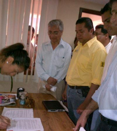 Exhiben PAN y PRD al Gobernador Borge por hacer caravana con sombrero ajeno en proyecto del nuevo relleno sanitario de Cancún