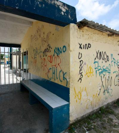 Exige PRD al Gobierno de Borge atender infraestructura educativa