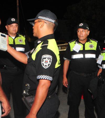 Detienen a 83 conductores durante alcoholímetro el fin de semana; cae un vocal del IFE en Cancún