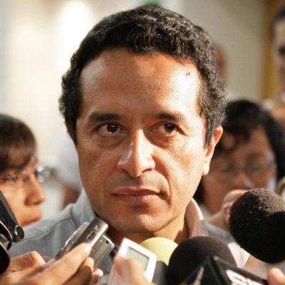 Incluyen a Carlos Joaquín González en el equipo de transición de Peña Nieto como Coordinador de Turismo