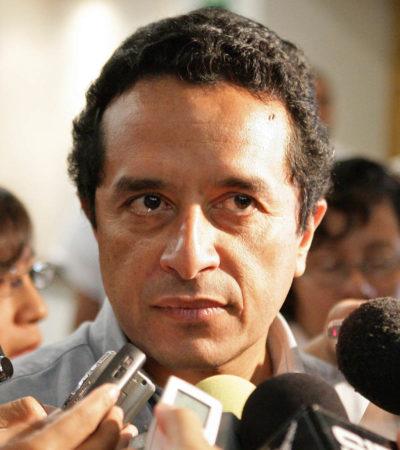 SOPLAN VIENTOS DE DIVISIÓN EN EL PRI: Ante ataques a Carlos Joaquín, piden intervención de Beltrones en el proceso de nominación del candidato