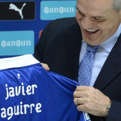 Presentan a Javier Aguirre como director del Espanyol; confía en salvar al equipo donde se anuncia QR