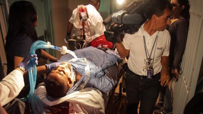 """Permanece en estado crítico el """"Macho"""" Camacho tras ser baleado en Puerto Rico"""