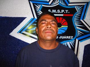 Detienen a hombre que violó a adolescente de 16 años en la colonia Tres Reyes