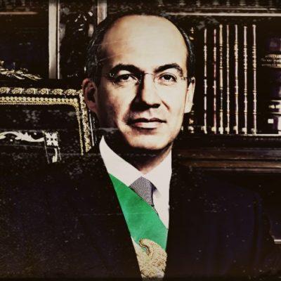 """Se despide Calderón del País con un mensaje en cadena nacional: """"México es hoy distinto y es mejor"""", dice"""