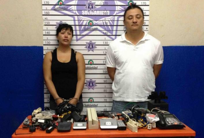 Liberan a clonadores de tarjetas en Playa del Carmen