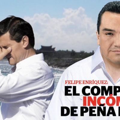 Ventilan presunta entrega de concesiones de zona federal en Tulum a 'compadre incómodo' de Peña Nieto
