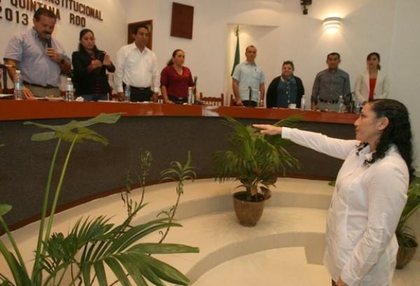 Tiene Ayuntamiento de BJ nueva directora de Egresos