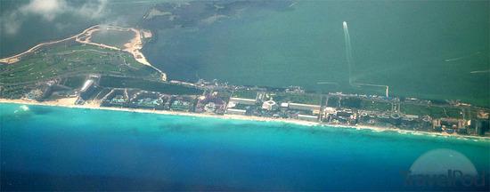 Ven potencial para duplicar infraestructura hotelera de Cancún a Puerto Morelos hasta alcanzar los 72 mil cuartos