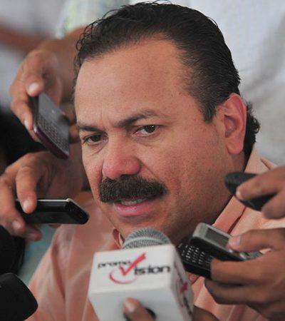 Pide Julián Ricalde un 'pacto político' en QR para terminar con la 'guerra policromática' y la intromisión del Gobierno en municipios