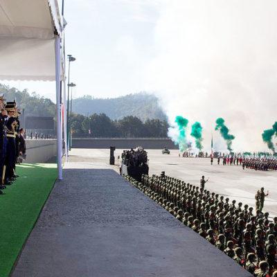 Seguirá el Ejército en las calles hasta no definir una nueva política de seguridad, avisa Peña