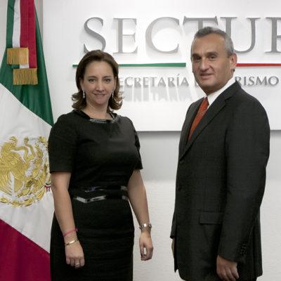 Nombran en Fonatur a Héctor Martín Gómez Barraza