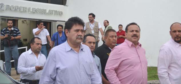 Se reúne Ricalde con diputados para explicar el presupuesto de ingresos 2013 para Benito Juárez