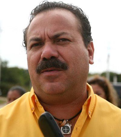 """Acusa Alcalde al Gobierno estatal de """"atorar"""" la entrega de recursos federales para obras en Cancún"""