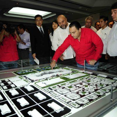 Desconoce SE quién está detrás del 'Dragon Mart Cancún'… o al menos eso dice
