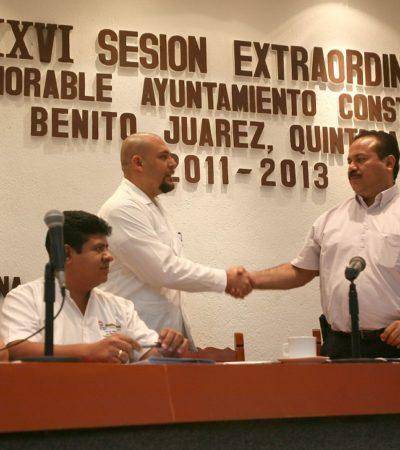 Es Rafael del Pozo el nuevo secretario del Ayuntamiento de Benito Juárez