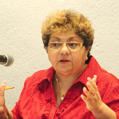 Se pasa a Morena la regidora Latifa Muza