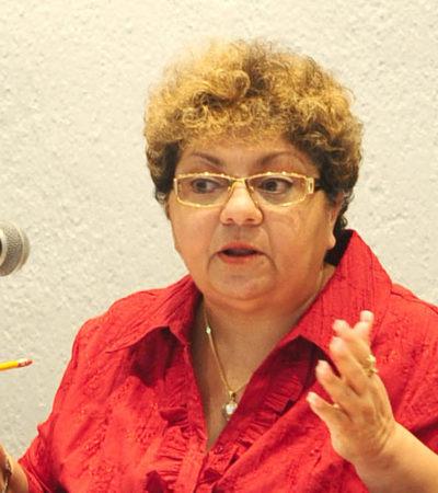 Rompeolas: Latifa Muza le da la espalda a Cancún, a Morena con todo y AMLO, y se alía con Paul Carrillo