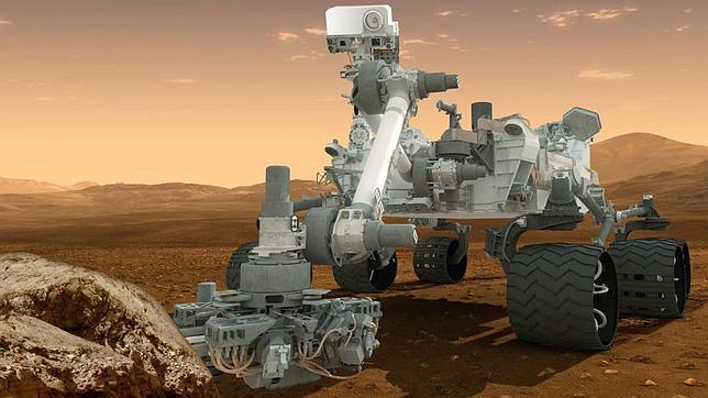 Anuncia la NASA el envío de un nuevo robot de exploración a Marte en el 2020