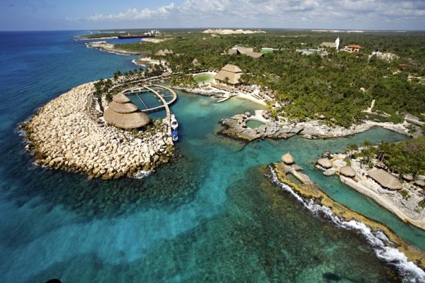 Establecen parques temáticos en la Riviera Maya nuevos récords de afluencia turística en 2012