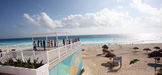 Un hecho, la pronta certificación de playa Delfines