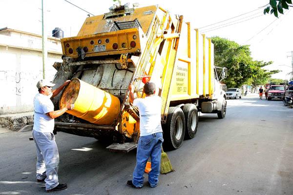 Entrará en vigor a partir del 1 de enero el cobro por kilo de basura en Cancún