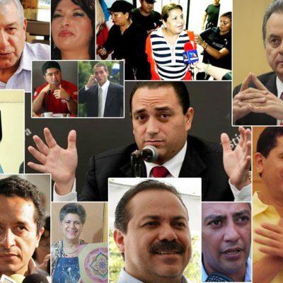 LOS PERSONAJES DEL 2012 EN QR: Los buenos, los malos, los feos y otros más