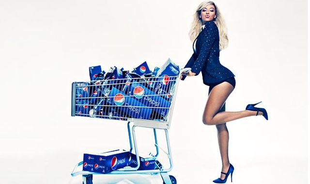 Complacen a Beyoncé con nuevo contrato con Pepsi por 50 mdd