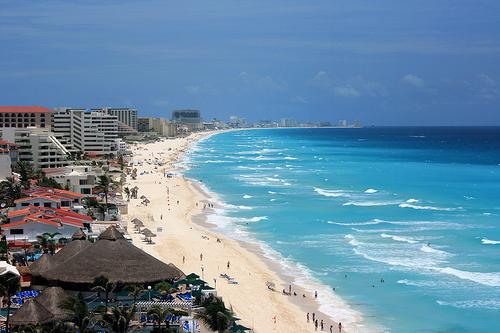 Cancún, entre los 10 destinos turísticos preferidos de estadounidenses para vacacionar el fin de año