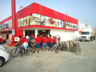 Atracan Boxito en Chetumal: se llevan más de $100 mil de caja fuerte