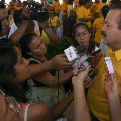 Ve Julián Ricalde irregularidades en la detención de Edith y advierte el uso de la justicia para dar escarmiento público a detractores