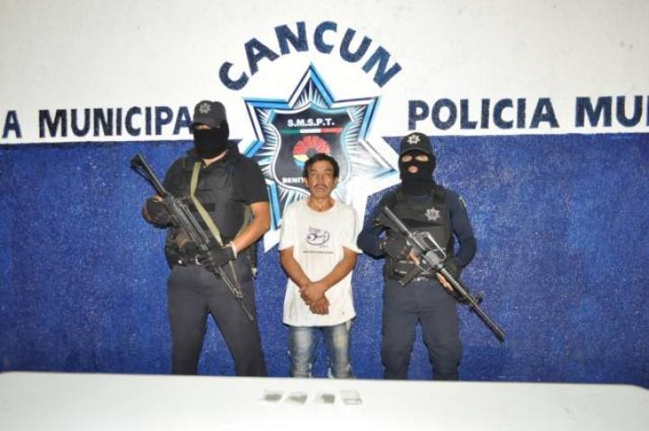 Caen otros 3 narcomenudistas en Cancún