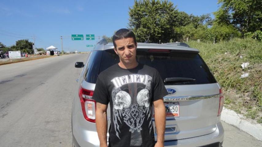 Detienen a uno de los 14 cubanos fugados de estación migratoria… y a un policía que lo ayudaba