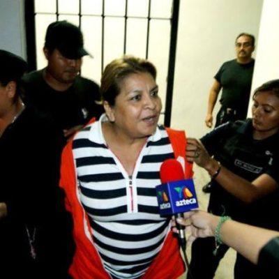 Dicta juez formal prisión a ex Alcaldesa de Tulum; podría pasar Edith hasta un año en prisión antes de que se resuelva su caso