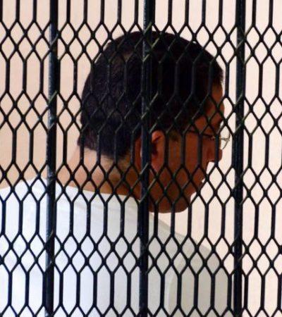 Busca ex Tesorero Carlos Trigos amparo contra la formal prisión
