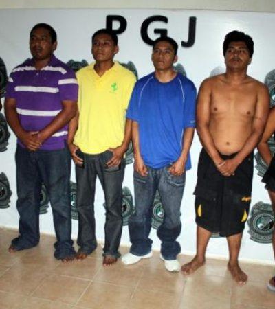 Confiesan 'Pelones' detenidos en Villas Otoch al menos 6 ejecuciones en Cancún