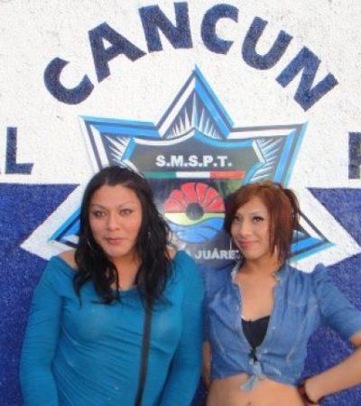 Asaltan 2 travestis a turista alemán en la Avenida Tulum de Cancún