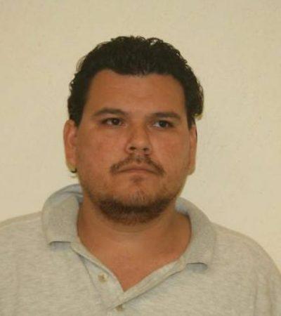 Fugaz libertad a narcojúnior: sale bajo fianza Sergio López Guzmán por narcomenudeo y lo reaprehenden por fraude