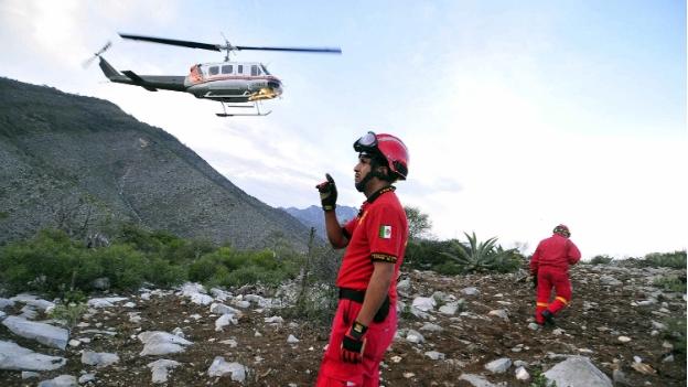 Llegan a Monterrey los restos de la cantante Jenni Rivera
