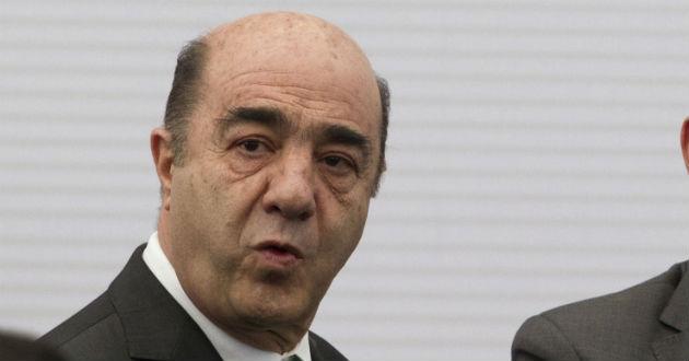 """Ratifican a Murillo Karam en la PGR y asegura que será """"imparcial"""" y """"ciego ante el color de la política"""""""