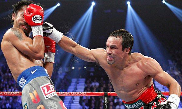 A Pacquiao no le bastó y quiere más: anuncia el filipino una quinta pelea contra el mexicano Juan Manuel Márquez